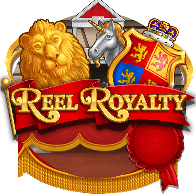 Reel Royalty Online Slots at Mr Spin online casino - iOS game grid