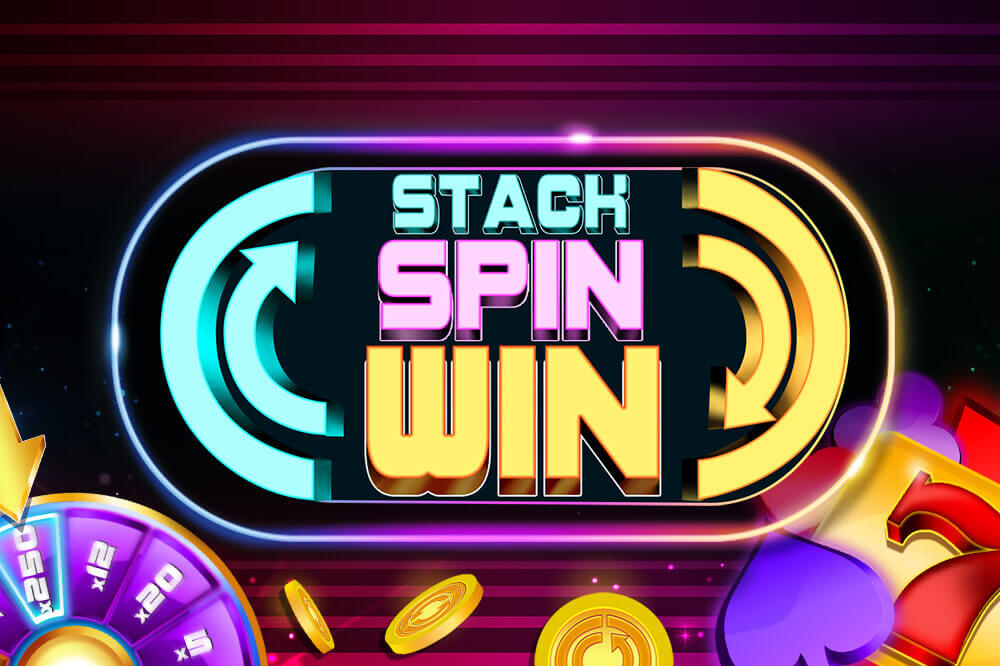 Stack Spin Win online slots at Mr Spin online casino