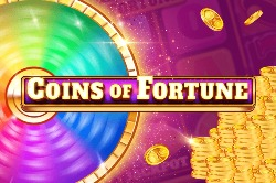 Mr Spin's Coins of Fortune online slots game grid