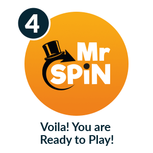 Pay by mobile casino - Step 4: Voila! You are Ready to Play!
