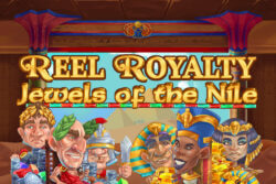 Reel Royalty Jewels of the Nile mobile slots by Mr Spin