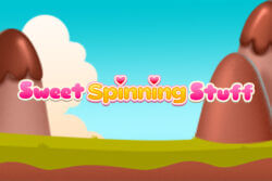 Sweet Spinning Stuff mobile slots by Mr Spin
