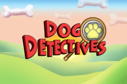 Dog Detectives mobile slots by Mr Spin