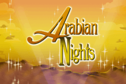 Arabian Nights mobile slots by Mr Spin