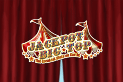 Jackpot Big Top mobile slots by Mr Spin