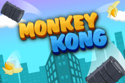 Monkey Kong mobile slots by Mr Spin