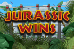Jurassic Wins mobile slots by Mr Spin