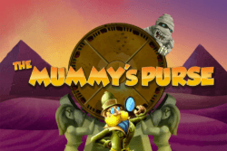 The Mummy's Purse mobile slots by Mr Spin