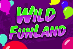 Wild Funland mobile slots by Mr Spin