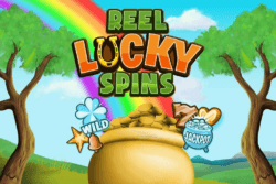 Reel Lucky Spins mobile slots by Mr Spin