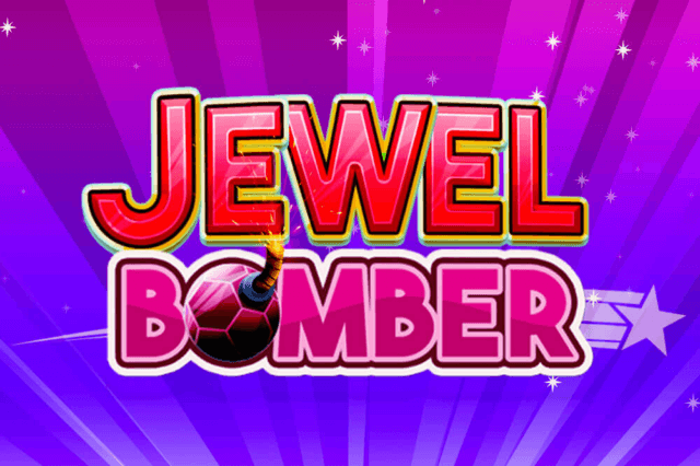 Jewel Bomber mobile slots by Mr Spin