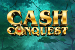 Cash Conquest mobile slots by Mr Spin