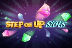 Step On Up Slots mobile slots by Mr Spin