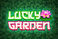 Lucky Garden mobile slots by Mr Spin