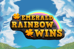 Emerald Rainbow Wins mobile slots by Mr Spin
