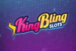King Bling Slots mobile slots by Mr Spin