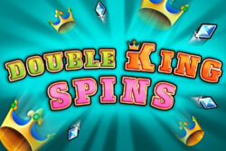 Double King Spins mobile slots by Mr Spin