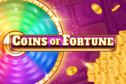 Coins of Fortune mobile slots by Mr Spin