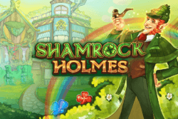 Sharmock Holmes mobile slots by Mr Spin