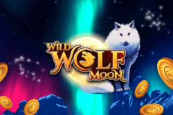 Wild Wolf Moon mobile slots by Mr Spin