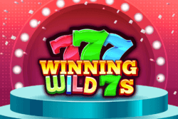 Winning WIld 7s mobile slots by Mr Spin