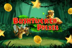 Bushtucker Prizes mobile slots by Mr Spin