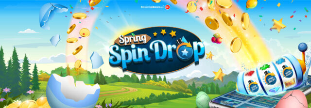 Get up to 700 egg-tastic Free Spins dropped into your account this Easter!