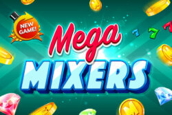 Mega Mixers online slots - Mr Spin online casino's Game of the Month