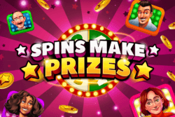 Spins Make Prizes online slots by Mr Spin Online Casino