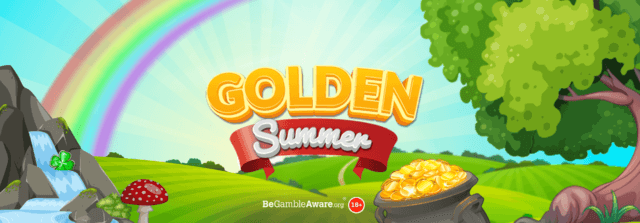 Win a share of a shamrockin' 69,000 Free Spins* this summer!