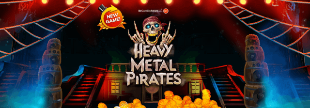 Can you rock your way to big wins on these seafaring slots?